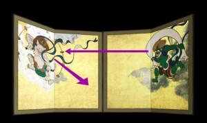 151015風雷神→視線