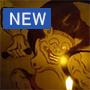 【新着】風神雷神図で金を楽しむ
